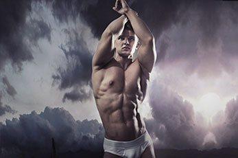 Erotická masáž pro gaye